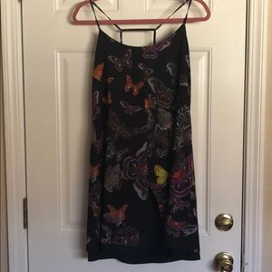 Top shop moth slip dress